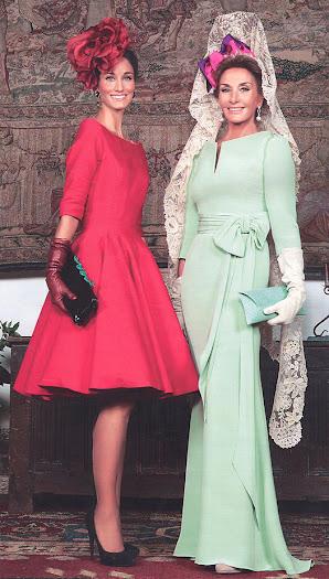 Vestidos de madrina de victorio y lucchino