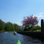 263-We varen via de Woudvaart Sneek uit...