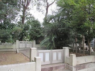 永田雅一の墓