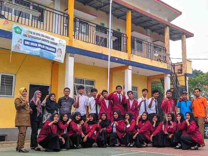 *Lulusan SMK Insan Madani Palasari Bisa langsung Bekerja Di Beberapa perusahaan Besar Di Kabupaten Tangerang*
