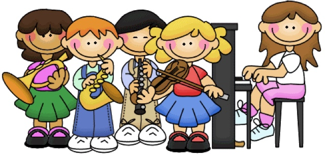Image result for band orchestra clip art