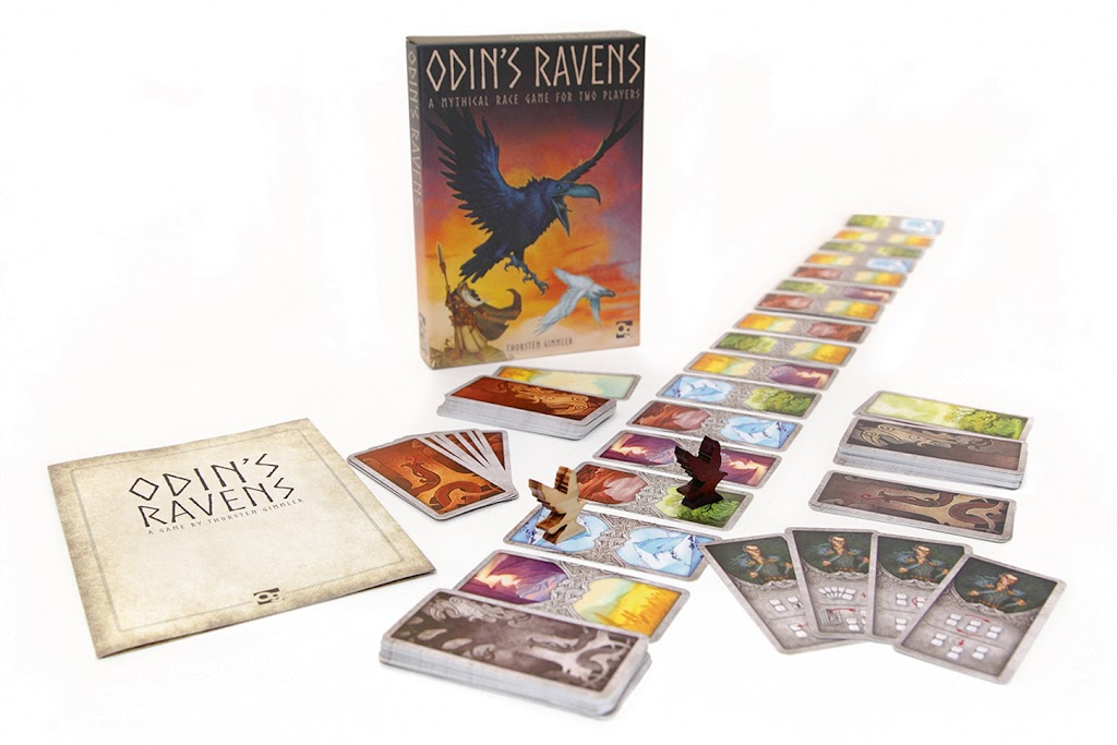 Odin's Ravens - 2a edició