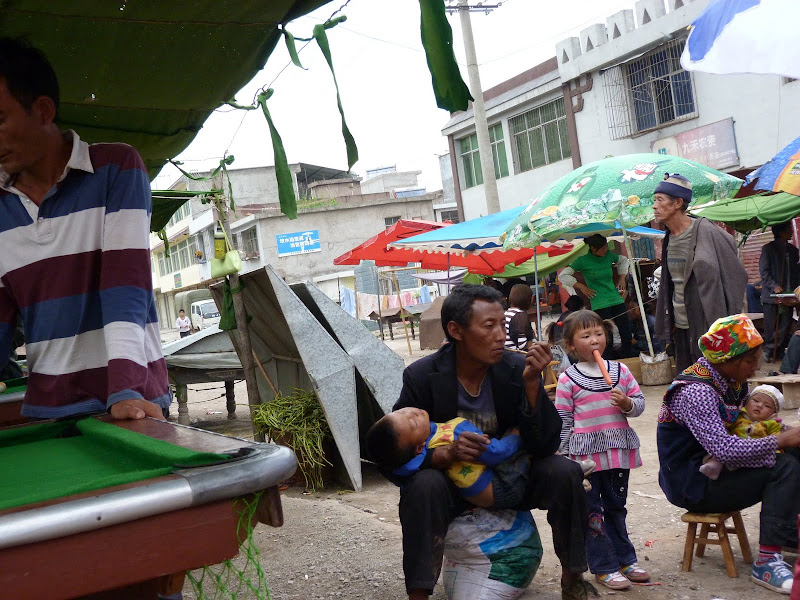 CHINE SICHUAN.XI CHANG ET MINORITE YI, à 1 heure de route de la ville - 1sichuan%2B938.JPG