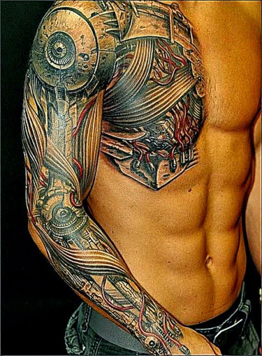 Shoulder Tattoos for Men  Epyk Living