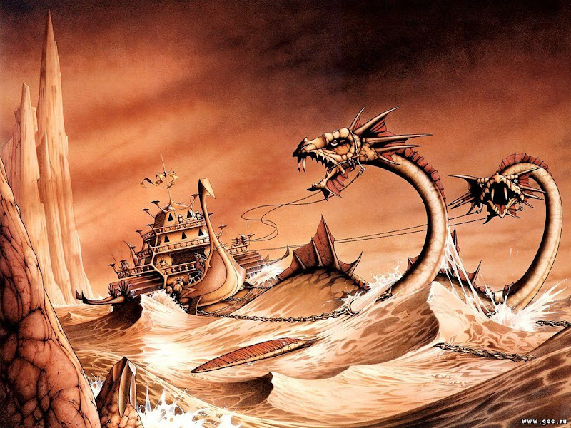 Magick Partner, Dragons 3