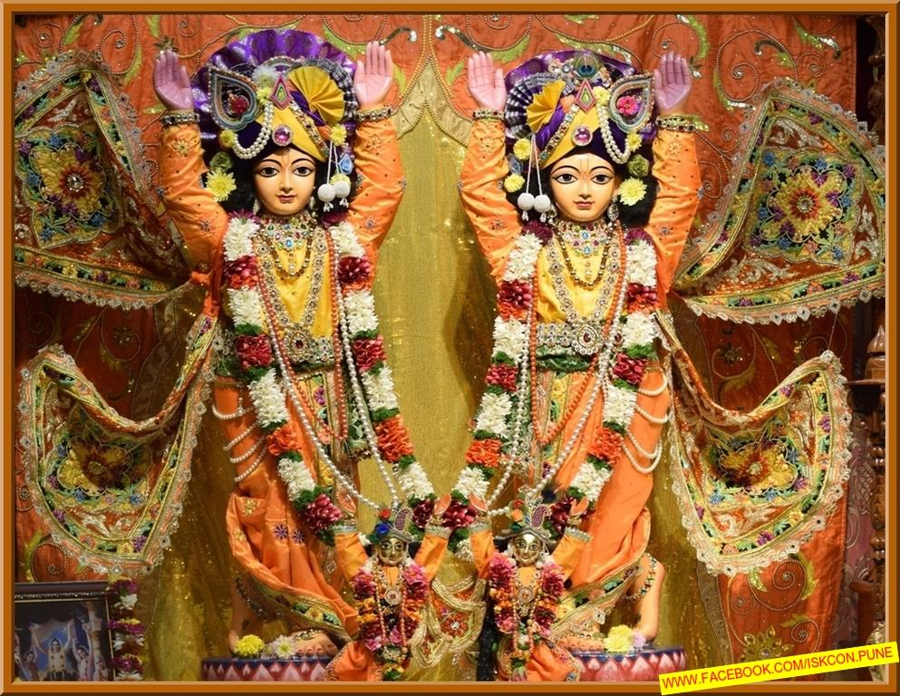 ISKCON Pune Camp Deity Darshan 09 Jan 2017 (5)
