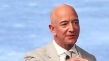 Amazon founder and CEO Jeff Bezos endorsed President Joe Biden  proposal to hike US corporate tax rate