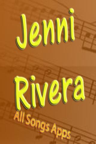 All Songs of Jenni Rivera