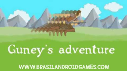 Guney's adventure Imagem do Jogo