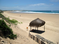 Tofo Beach, Mozambique