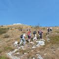 uspon na Ljubičko brdo