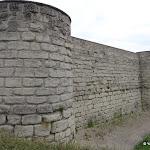 Château : muraille, impasse de l'Esplanade