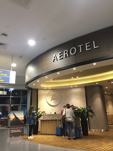 ABU DHABI TRANSIT HOTEL: AEROTEL