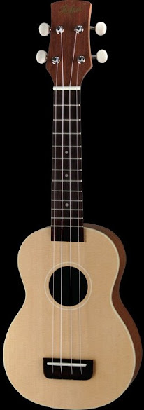 Hofner sunset Soprano ukulele