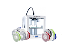 Ultimaker 2+ 3D Printer Fully Assembled Educational Starter Bundle