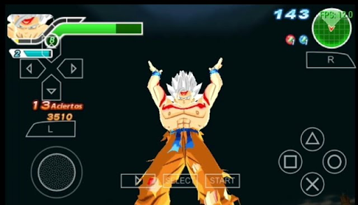 SAIU!!! NEW MOD DRAGON BALL Z TTT (PSP) 2018