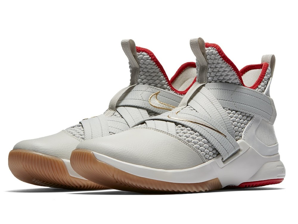 7acb2e9dd35 Nike Uses Popular Energy Look for Upcoming LeBron Soldier 12 Release ...