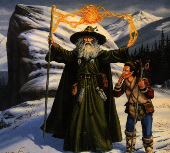 Life Of Broken Mage, Wizards