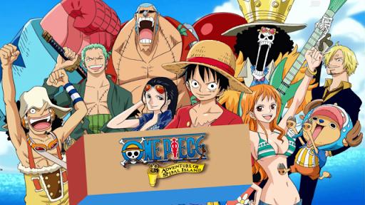 One Piece Clockwork Island Adventure Hindi Dub