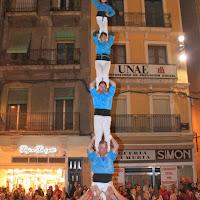 XVI Diada dels Castellers de Lleida 23-10-10 - 20101023_180_Pd5_CdT_Lleida_XVI_Diada_de_CdL.jpg