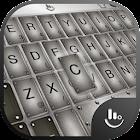 Retro Metallic Texture Keyboard Theme icon