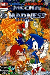 Actualización 13/06/2018: Especial de Sonic lanzado en Julio de 1996 por Tonyv444 para The Tails Archive y La casita de Amy Rose. Este cómic sucede después de los echos del numero 39 de la serie de Archie Comics. Luego de que el pedido de Sonic de ser robotizado para destruir Robotropolis fuera rechazado por el consejo de Knothole, este es capturado por Nack the Weasel y posteriormente llevado ante Robotnik, donde es robotizado y convertido en Mecha Sonic. Totalmente desatado y sin control de si mismo, luchó con Bunnie Rabbot y Knuckles en camino a Knothole, derrotando a ambos enemigos fácilmente. Ahora, con todas las opciones para detenerlo agotadas, Sally Acorn ha dado la orden de activar la Operación Ultimo Recurso...