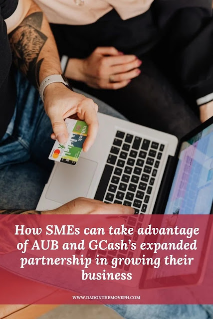 How AUB and GCash can help local SMEs expand their business