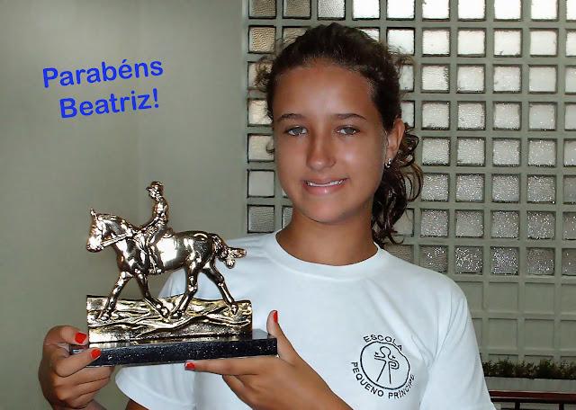 Beatriz Monteiro – Campeonato de Hipismo