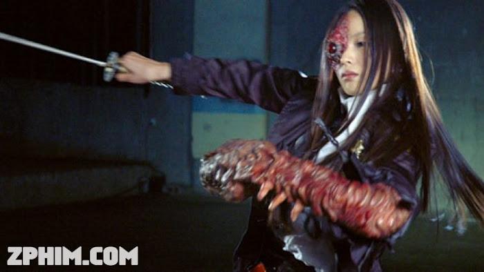 Ảnh trong phim Nữ Cảnh Sát Đẫm Máu - Tokyo Gore Police 1