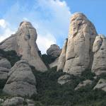 Barcelona Climbing Trip (October 2007)