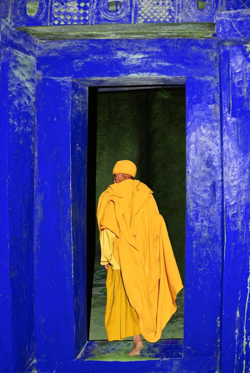 Sacerdote Etiope di linobeltrame