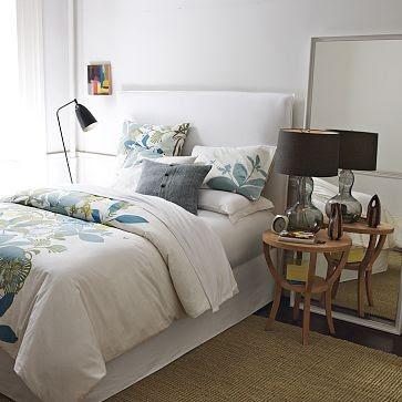 A los dos lados de la cama espejos ministry of deco for Espejo grande dormitorio