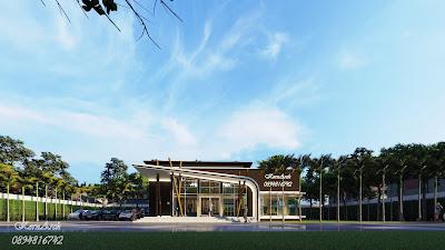 แบบออฟฟิศชั้นครึ่ง เจ้าของอาคารคุณประพัฒน์  มีอิสระ สถานที่ก่อสร้าง แขวงออเงิน เขตสายไหม  กรุงเทพ