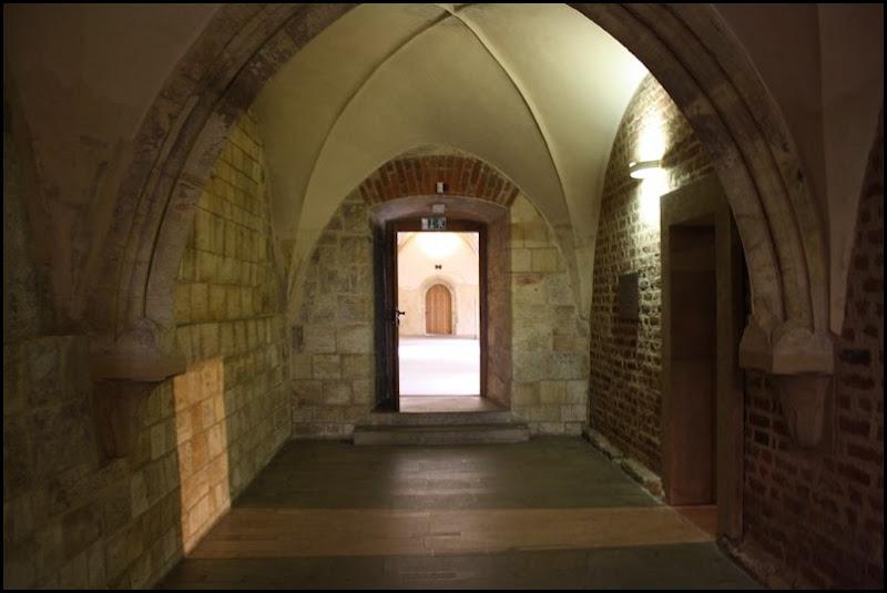 Passageway St Agnes of Bohemia