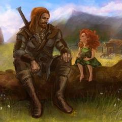 padre e hija como crear buenas dinámicas entre personajes novela de fantasia