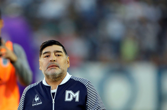 200 Airmed Police Officers To Guard Diego Maradona's Burial Site To Stop Grave Robbers