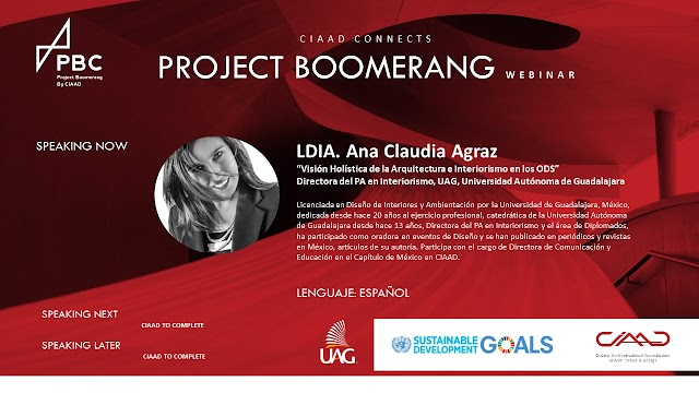 """Académicos de la UAG participan  en el internacional """"Project Boomerang"""""""
