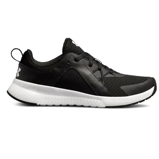 Under Armour Tempo Trainer Woman Black/Black/White Stl: 36