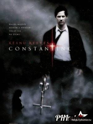Phim Người đến từ địa ngục (Kẻ cứu rỗi nhân loại) - Constantine (2005)