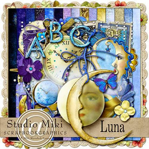 Ever Mysterious Magical Moon Get Luna By Studio Mikisbg On Sale Gift