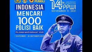 Indonesia Mencari Polisi Baik yang Tak Pernah Pungli