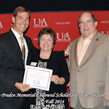 Scholarship Awards Ceremony Fall 2014 - Jim%2BPruden%2BMemorial%2BEndowed%2BScholarship.jpg