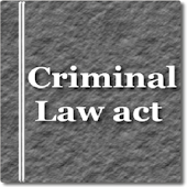 The Criminal Law Act 2013