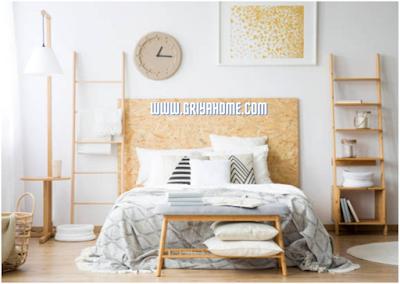 Letakkan Tempat Tidur Anda Di Tengah