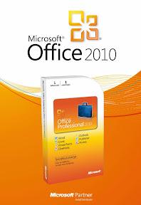 Microsoft Office 2010 reklám plakát tervezés.