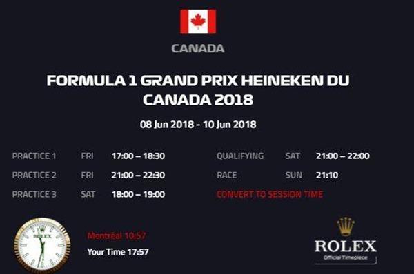 programme canada