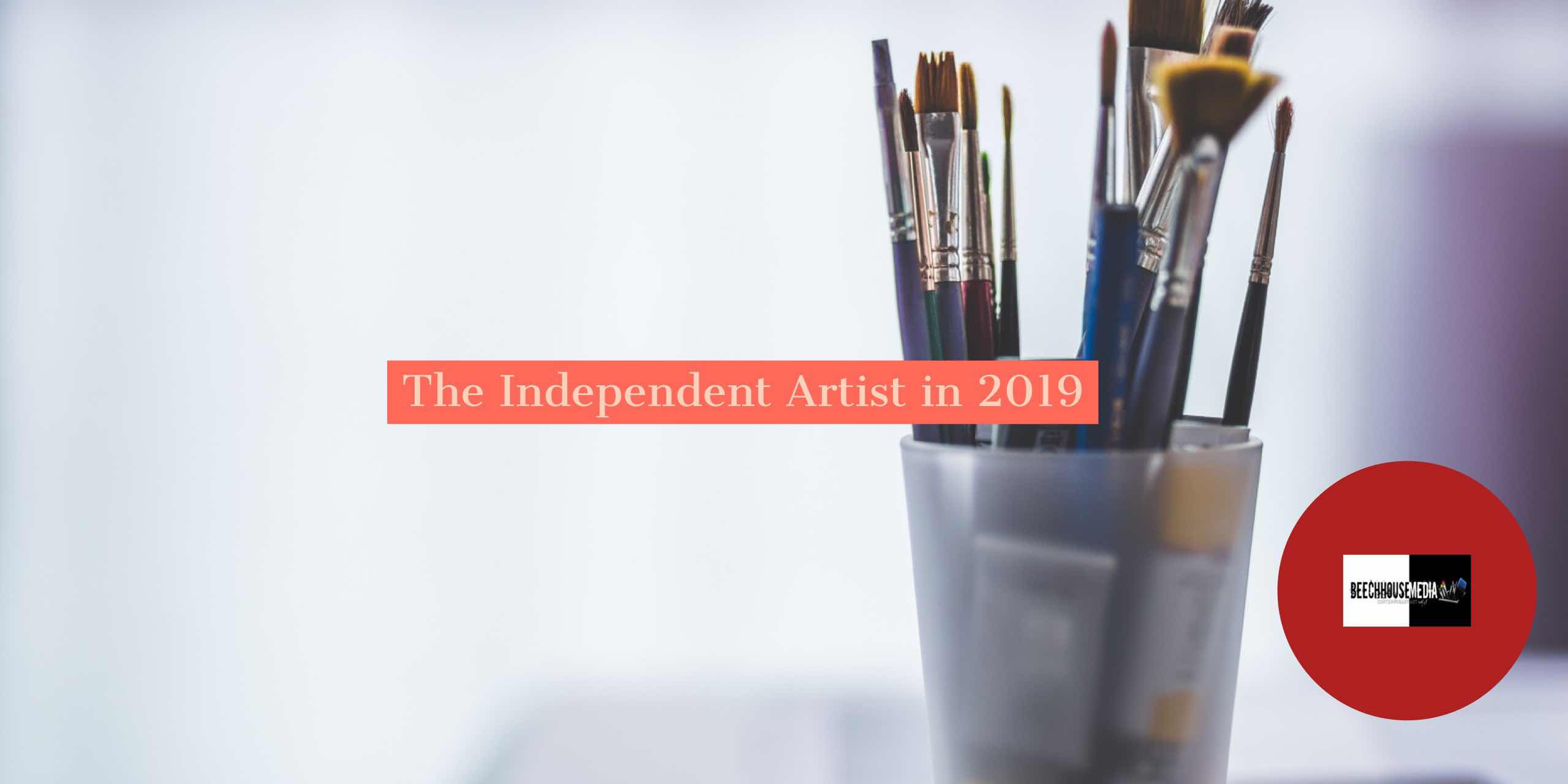 The Independent Artist 2019