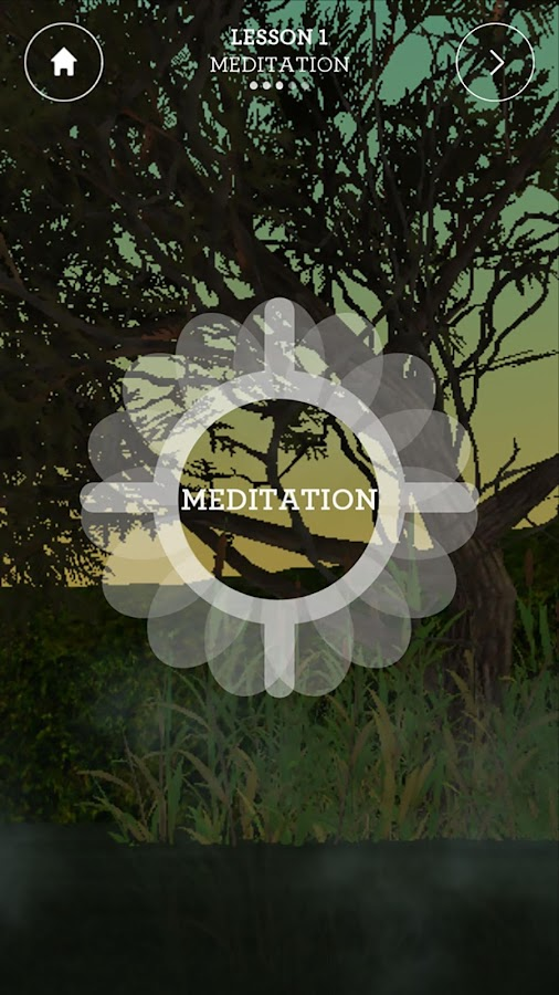 Wildflowers Mindfulness- screenshot