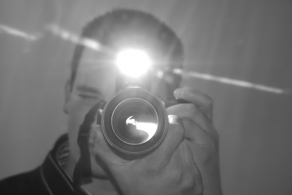 Fotografia narcisista di Bluzenit
