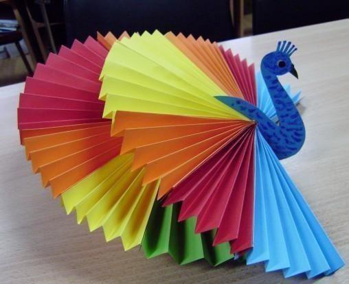 Ide Kerajinan Tangan Mudah Dari Kertas Dan Karton Edukasi Anak